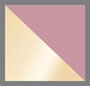 Pink Tourmaline/Gold