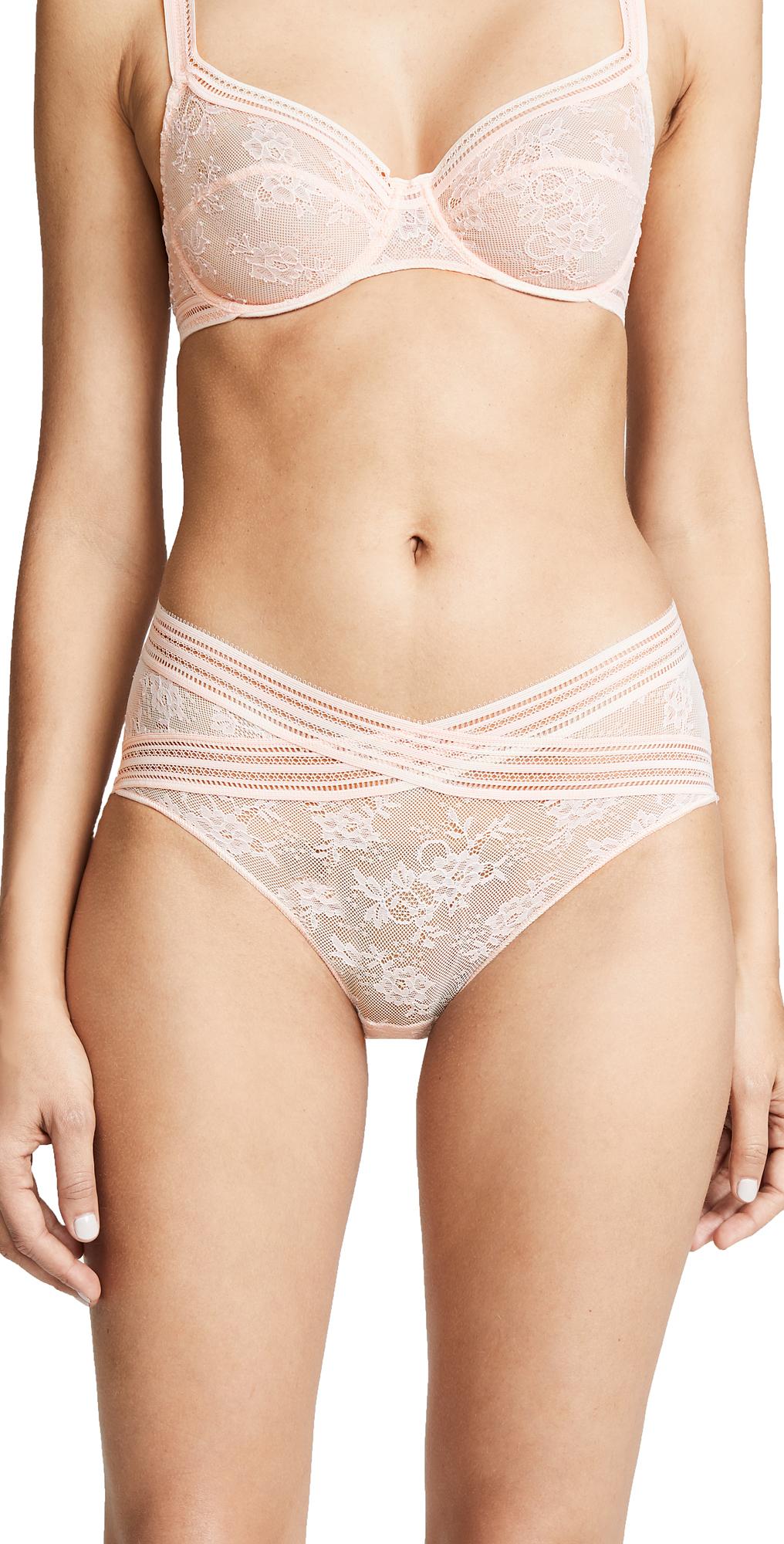 Maison Lejaby Miss Lejaby High Waisted Bikini Panty