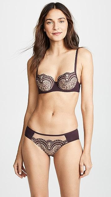 Maison Lejaby Tatoo Bikini Briefs