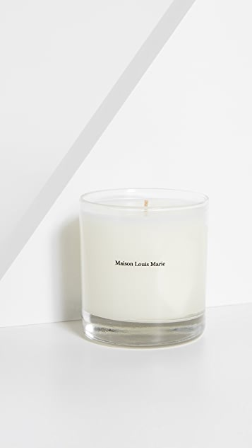 Maison Louis Marie No.01 Scalpay Candle