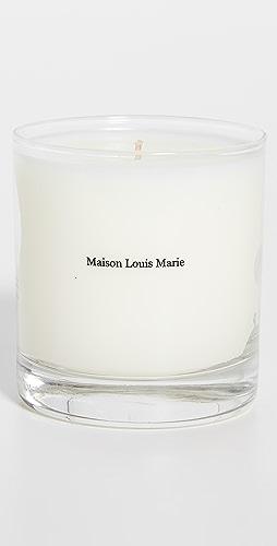 Maison Louis Marie - No.03 L'Etang Noir Candle