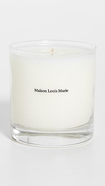 Maison Louis Marie No.04 Bois DE Balincourt Candle