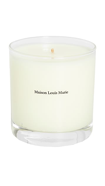 Maison Louis Marie No.06 Neige de Printemps Candle