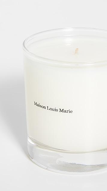 Maison Louis Marie No.09 Vallée de Farney Candle