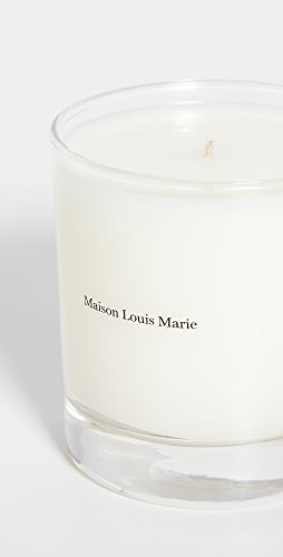 Maison Louis Marie - No.09 Vallée de Farney Candle