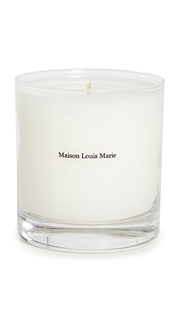 Maison Louis Marie No.10 Aboukir Candle