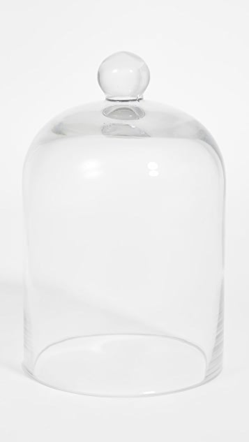 Maison Louis Marie Glass Candle Cloche