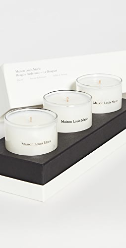 Maison Louis Marie - Le Bouquet Candle Gift Set