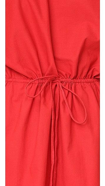 MLM LABEL Cold Shoulder Dress