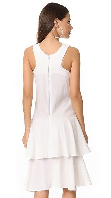 MLM LABEL Aries Tier Dress
