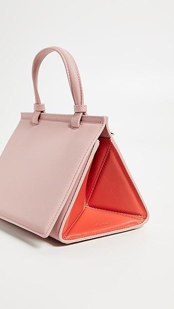 Mlouye Mini Triangle Bag