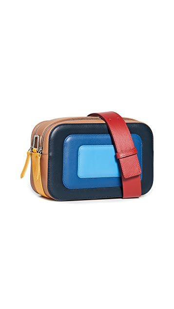 Mlouye Art Deco Camera Bag
