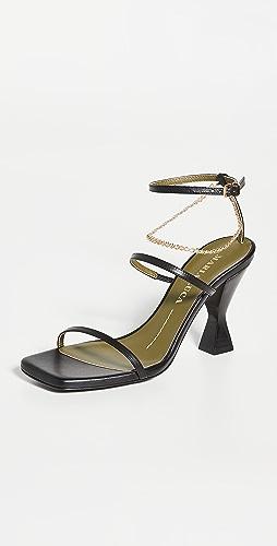 Maria Luca - Square Toe Sandals