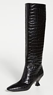 Maria Luca To The Knee Boots