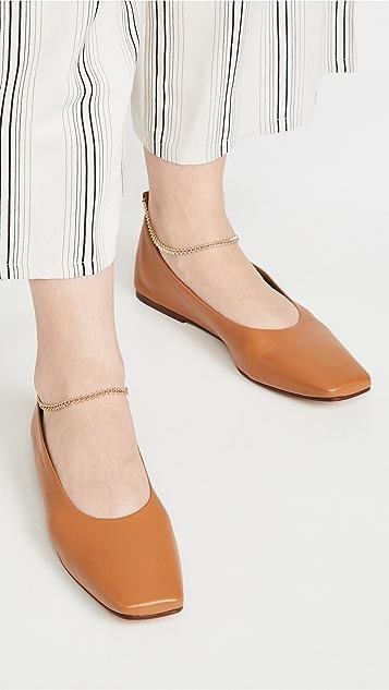 Maria Luca Augusta 芭蕾舞平底鞋