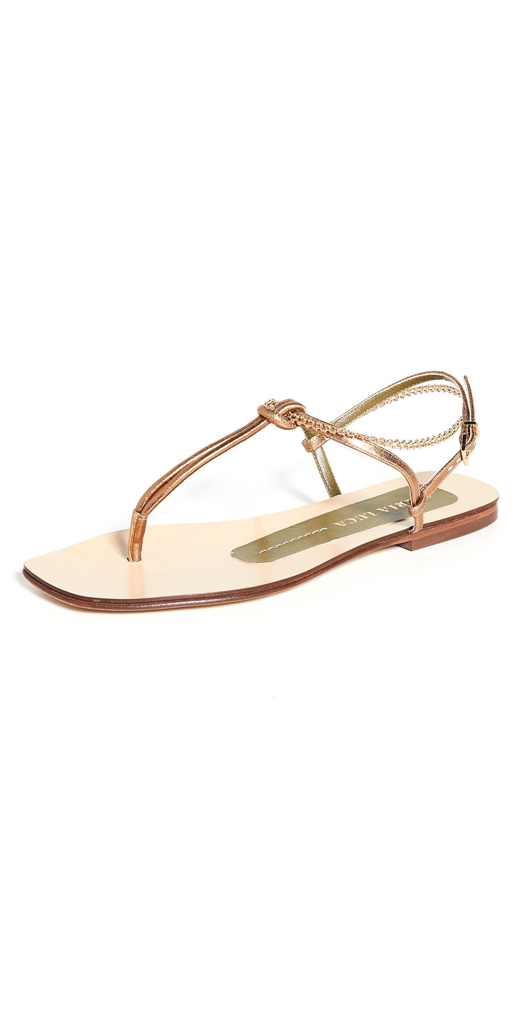 Brigitta Capri Sandals