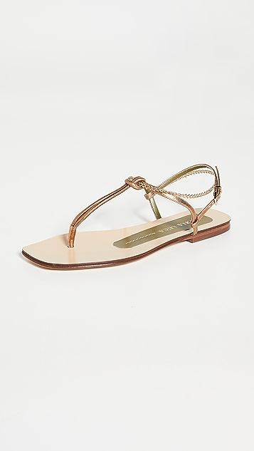 Maria Luca Brigitta Capri 凉鞋