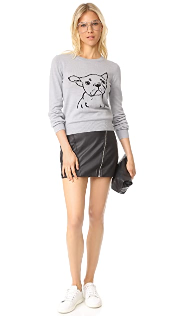 Markus Lupfer French Bulldog Sweater