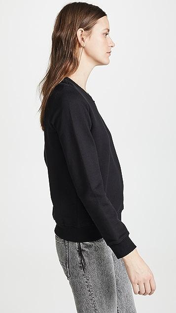 Markus Lupfer Leonie Fluro Lip Sweatshirt