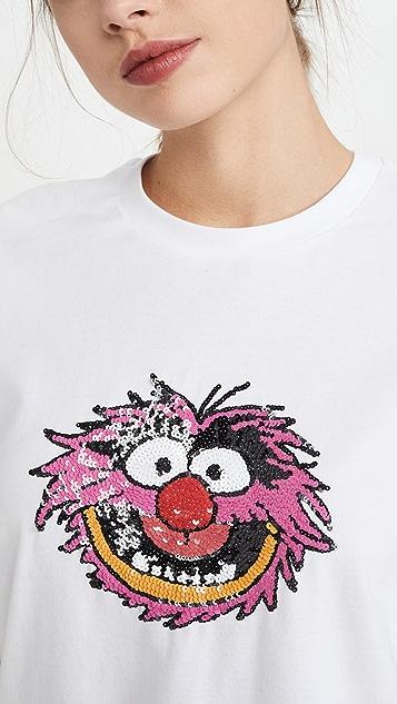 Markus Lupfer Alex Disney 动物 T 恤