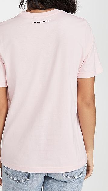 Markus Lupfer Alex Crush T 恤