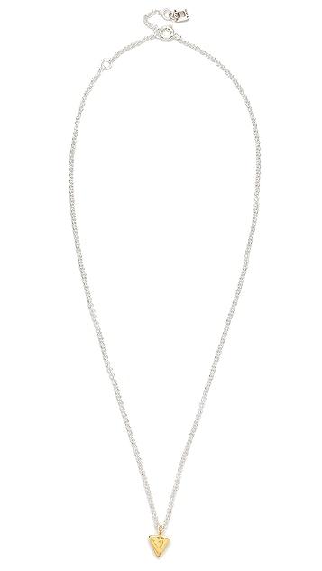Maya Magal Triangle Charm Necklace