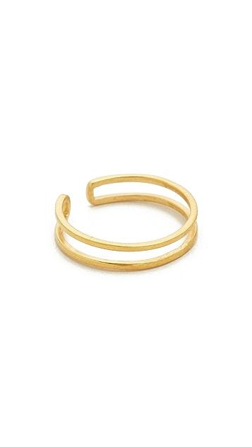 Maya Magal Midi Outline Ring