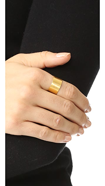 Maya Magal Banded Ring