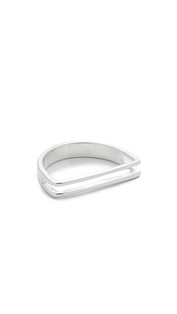 Maya Magal Channel Ring