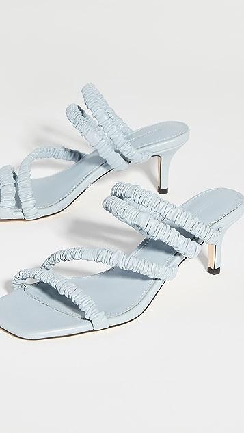 Mara & Mine Theresa Heeled Sandals