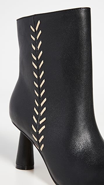 Mara & Mine Margot Stitch Boots