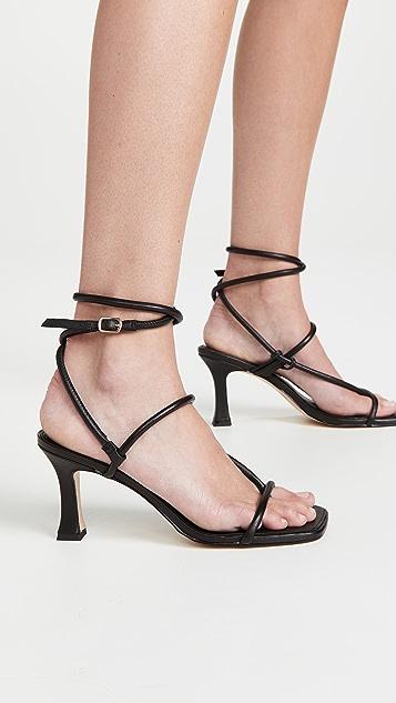 Mara & Mine Savannah Heels