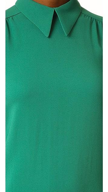 M Missoni Collared Dress