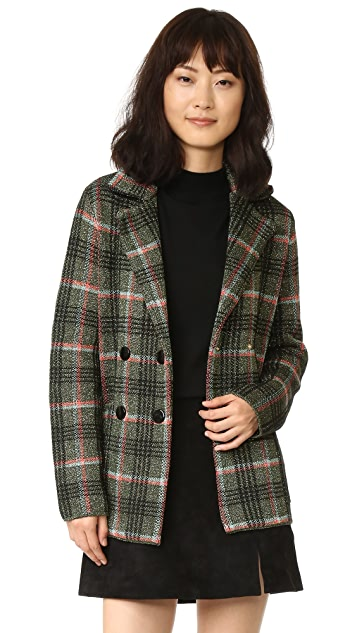 M Missoni Double Breasted Blazer