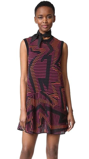 M Missoni Geo Knit Dress