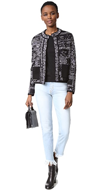 M Missoni Metallic Jacket