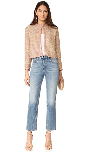 M Missoni Crochet Jacket