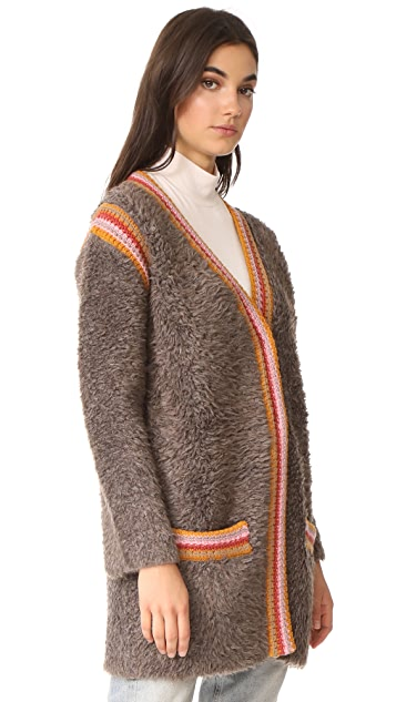 M Missoni Shawl Neck Cardigan