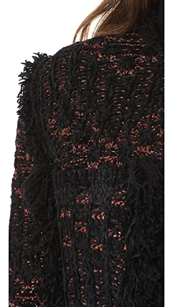 M Missoni Lurex Boucle Jacket