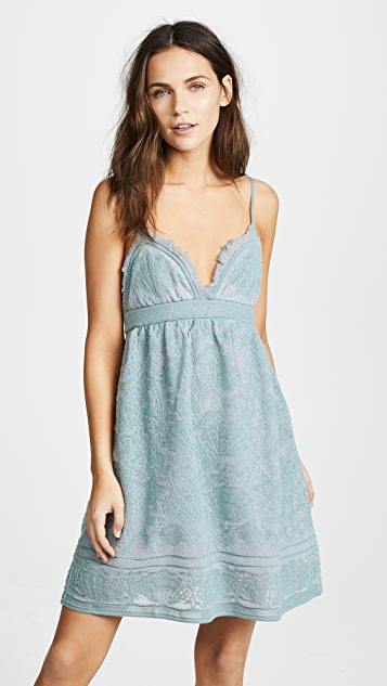 M Missoni Babydoll Dress
