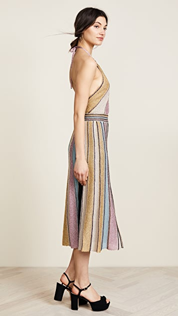 M Missoni Midi Dress