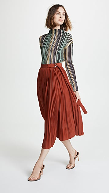M Missoni Mock Neck Pullover