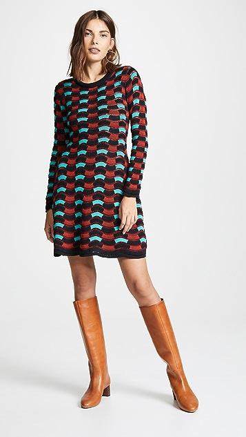 ded57ac3ad64 M Missoni Scallop Edge Dress