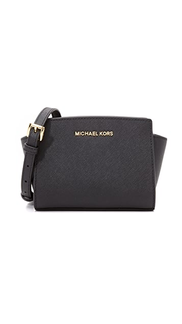 fa0623b0398bec MICHAEL Michael Kors Selma Mini Messenger Bag | SHOPBOP