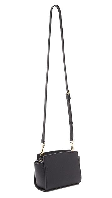 MICHAEL Michael Kors Маленькая сумка-портфель Selma