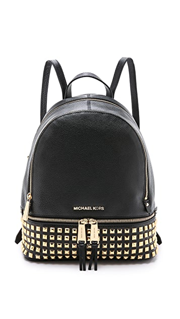 MICHAEL Michael Kors Small Studded Backpack