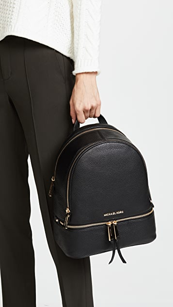 effceeba3a9b ... MICHAEL Michael Kors Rhea Small Backpack ...