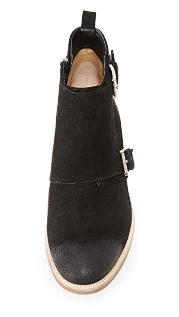 MICHAEL Michael Kors Adams Monk Strap Booties
