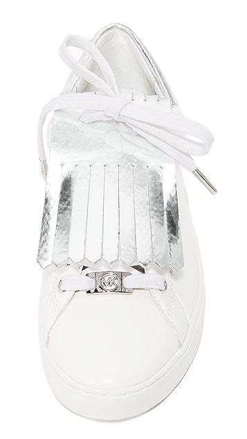 MICHAEL Michael Kors Keaton Kiltie Sneakers