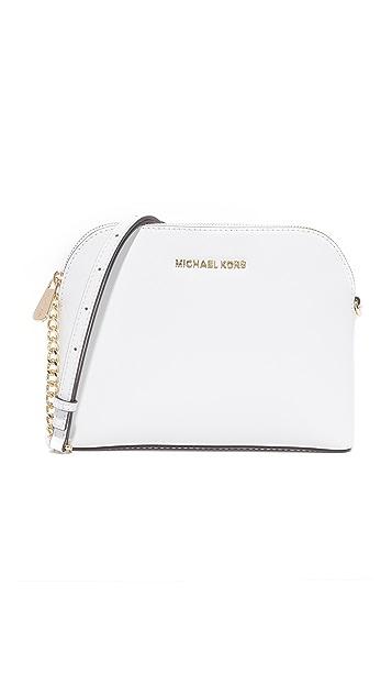 93ffa81bd31d MICHAEL Michael Kors Cindy Dome Cross Body Bag | SHOPBOP